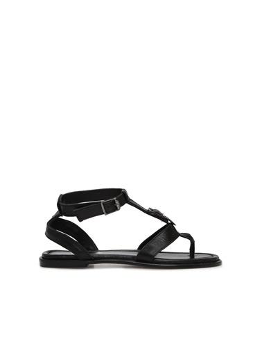 Divarese Divarese 5024308 Kadın Sandalet Siyah